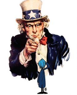 Uncle Sam wants us