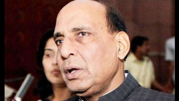 Teekhibaat with Rajnath Singh