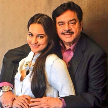 Sachchi Baat with Shatrughan and  Sonakshi