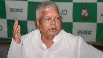 Seedhi Baat with Lalu Prasad Yadav