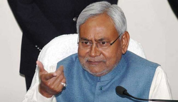 Seedhi Baat with Nitish Kumar