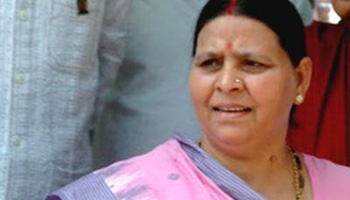 Seedhi Baat with Rabri Devi