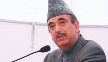 Seedhi Baat with Ghulam Nabi Azad