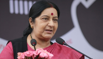 Seedhi Baat with Vote Ke Akhade - Sushma Swaraj