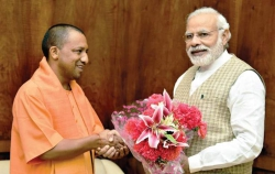 By choosing Yogi, PM chants his mantra of maximum governance through minimum age