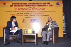 In conversation with Brand New Day CEO Mr Pallav Bagaria @ #Guwahati