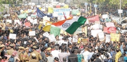 Unity of India a casualty of new campus protests supporting divisive agendas