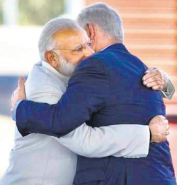 Nationalist tough Troika hug to fight terror